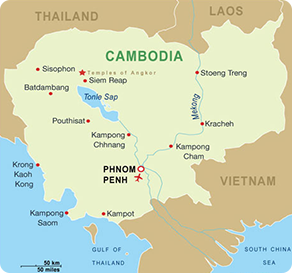 Get to Know Cambodia